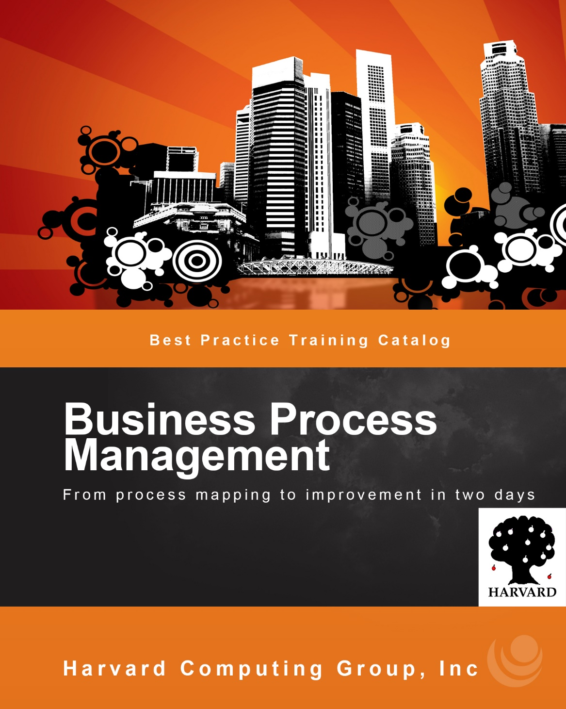 Business Process Management Course Catalog