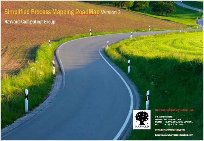 Simplified Process Mapping Roadmap